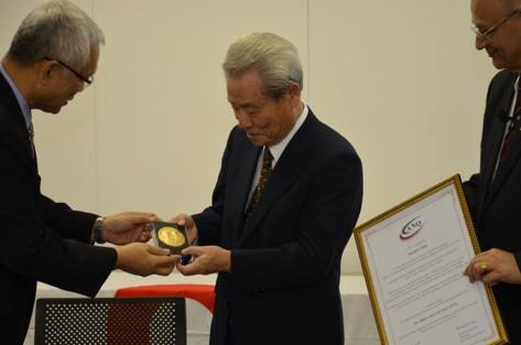 IKA Gold Medal